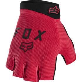 Fox Ranger Rękawiczki krótkie żelowe Mężczyźni, bright red